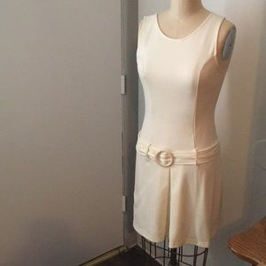 NEW 60's Mod Dress London Size 8 Made in Italy